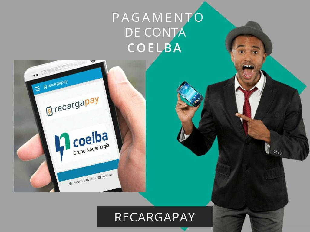 Pagamentos com App Recargapay