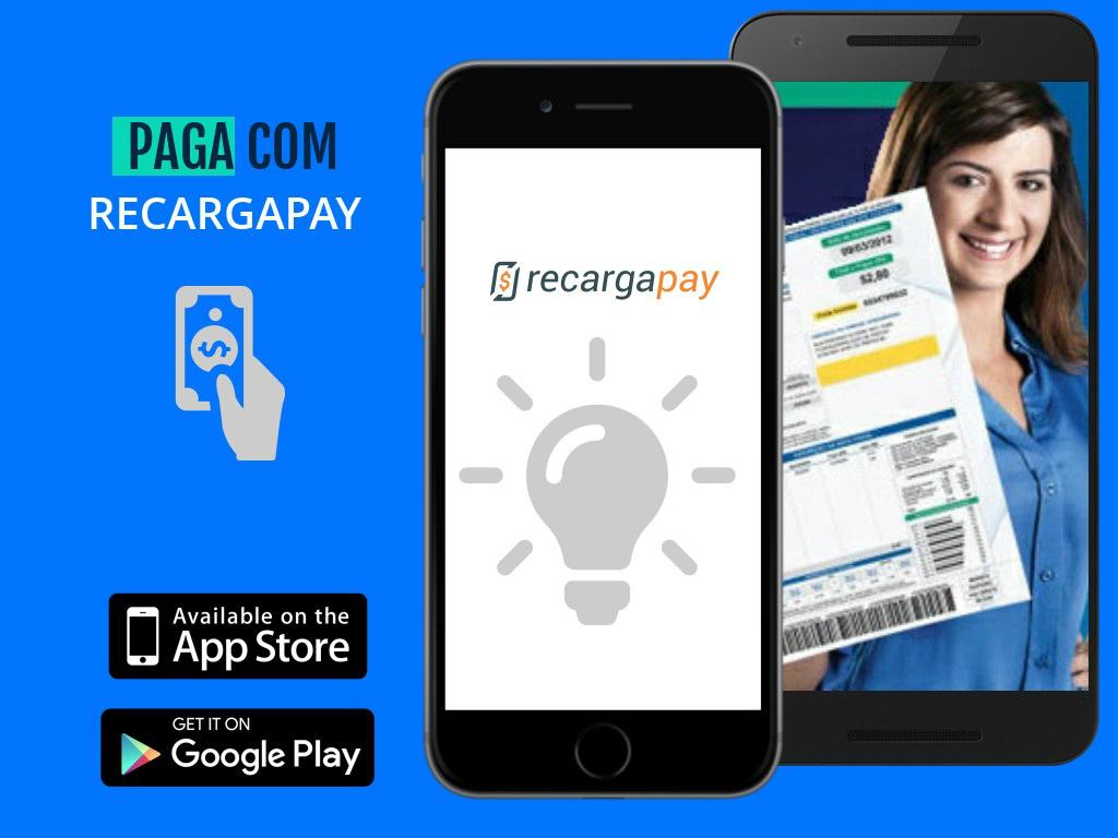 Baixe agora o app recargapay