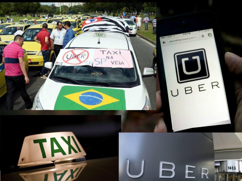identicação uber recorde