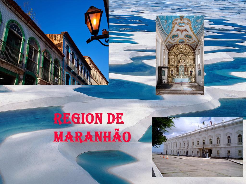 Region de Maranhão