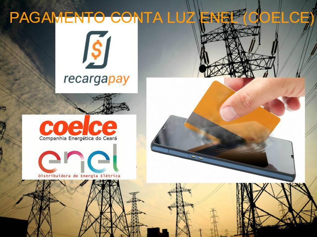 pagamento da factura de electricidade Enel