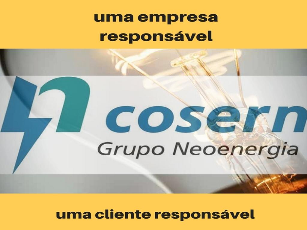 Poupar energia com o Grupo Neoenergia Cosern em Rio Grande do Norte