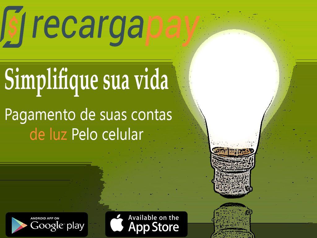 Faça seu pagamento de sua conta de luz pelo celular