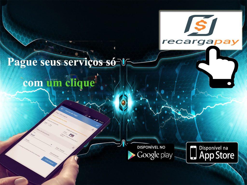 Veja como fazer os pagamentos de suas contas pelo celular com o aplicativo RecargaPay