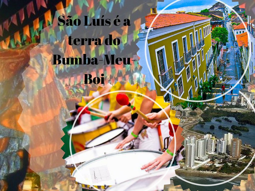 Conhece mais da cidade São Luis terra do bumba meu boi