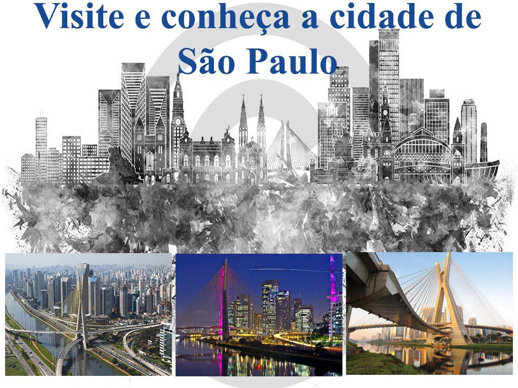 São Paulo, uma das cidades mais globalizados do mundo
