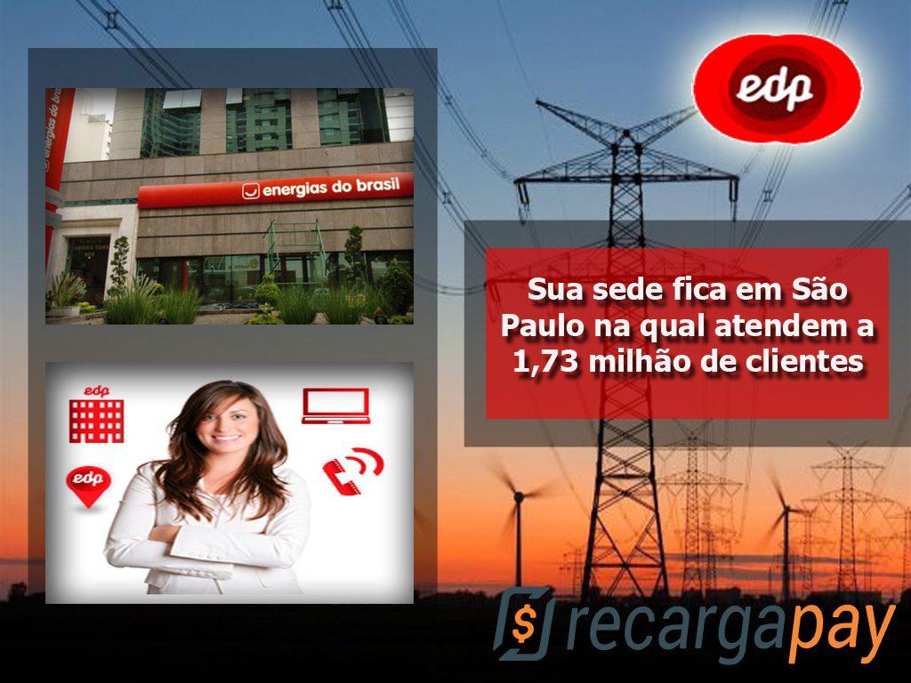 EDP é considerada como uma empresa global de energia