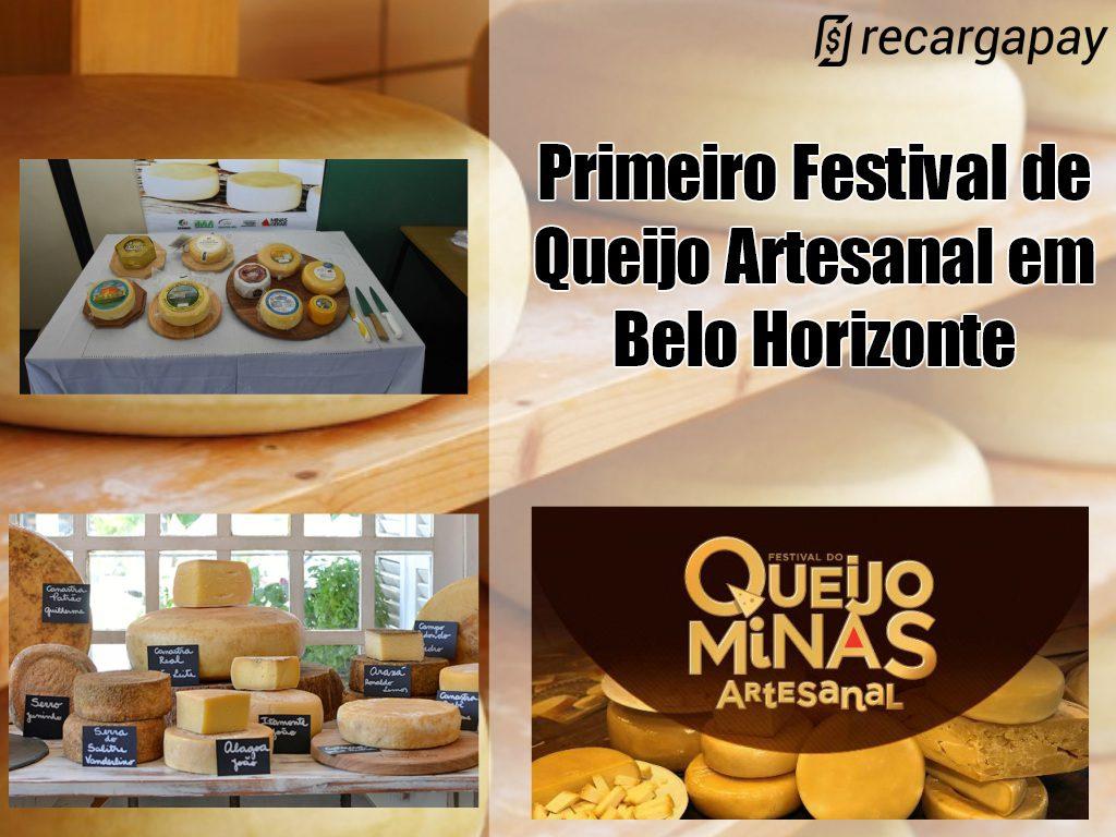 Primeiro Festival de Queijo Artesanal em Belo Horizonte
