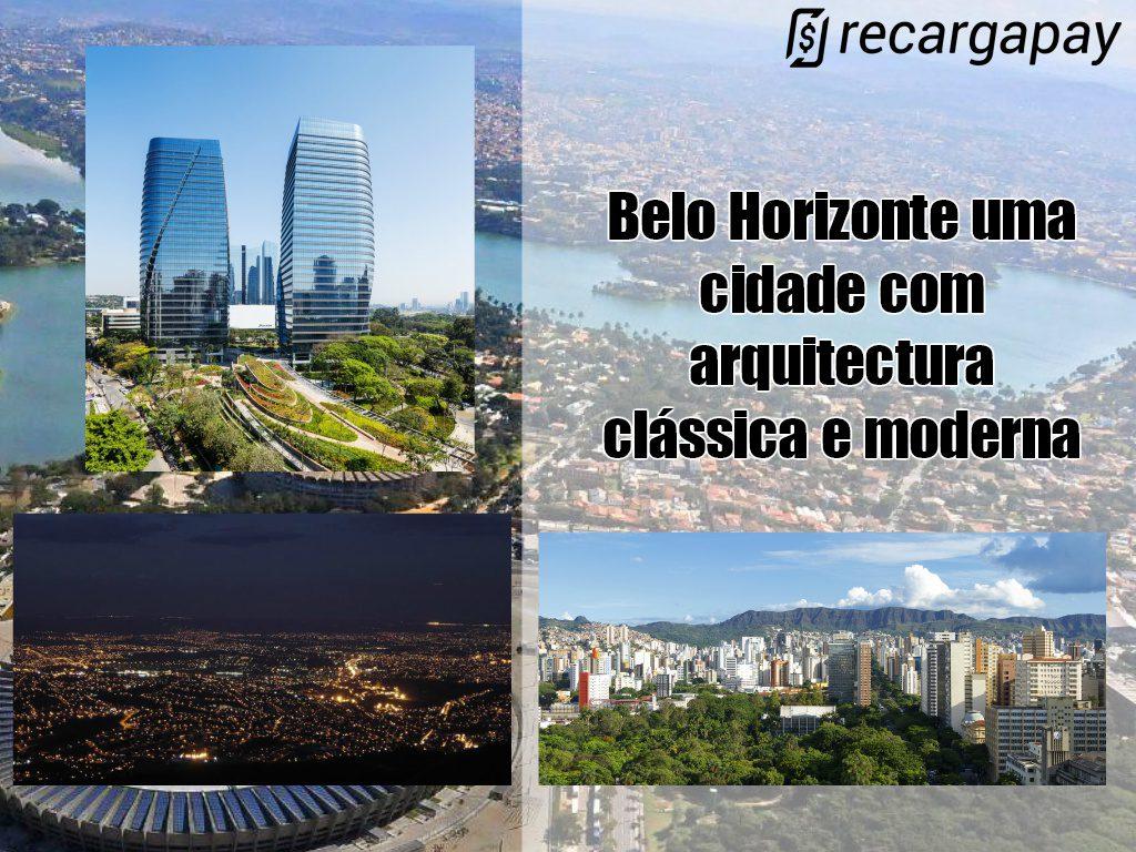 Belo Horizonte uma cidade com arquitetura clássica