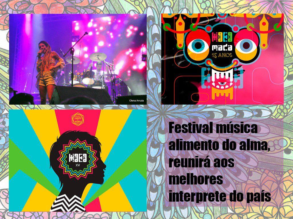 Festival Mada o maior evento musical da cidade de Natal