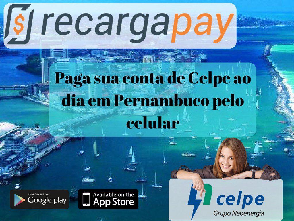 Paga tua conta de Celpe em Pernambuco