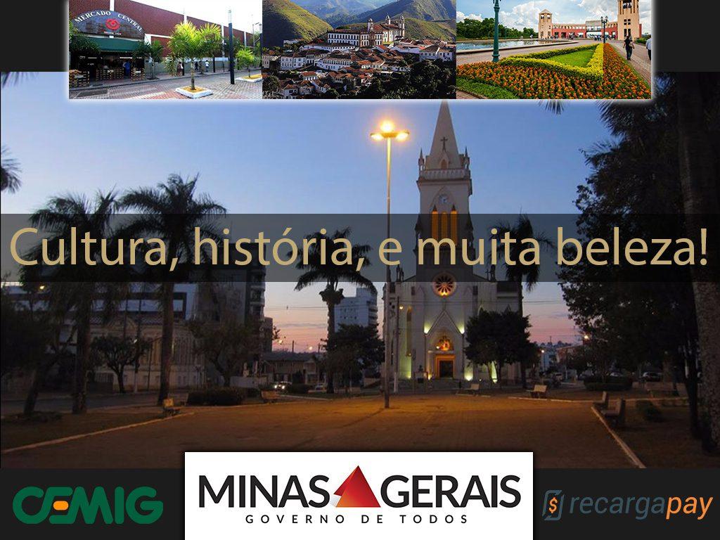Minas Gerais a cidade com muita beleza