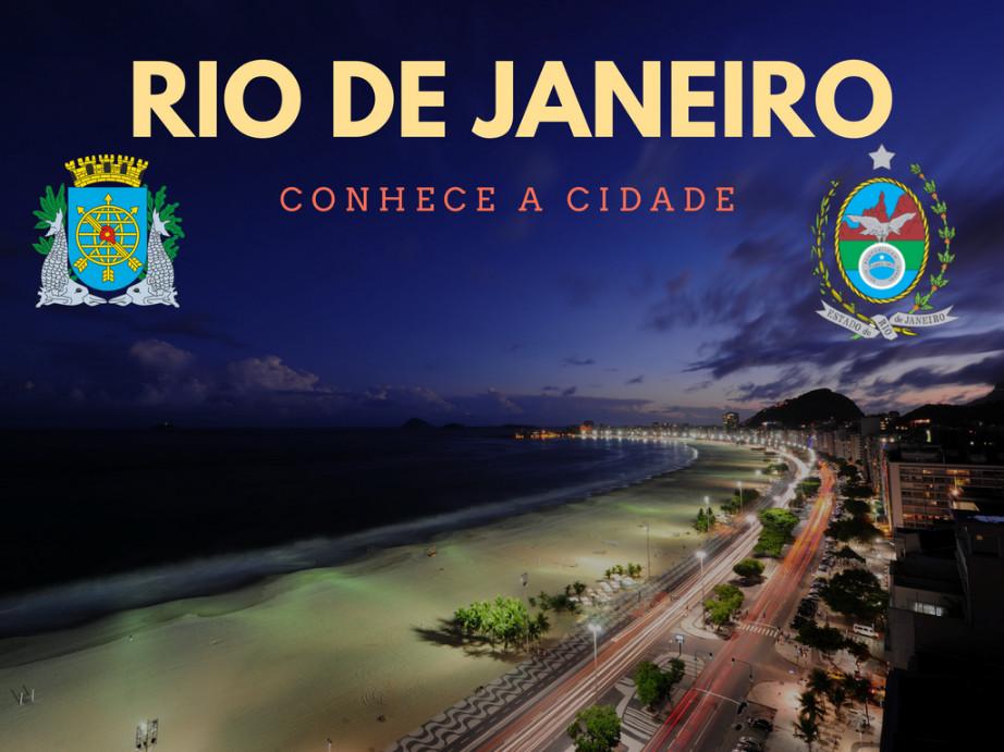 Conhece a cidade de Rio de Janeiro