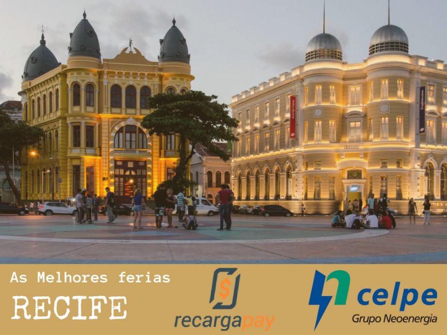 Vee a conhecer a cidade de Recife