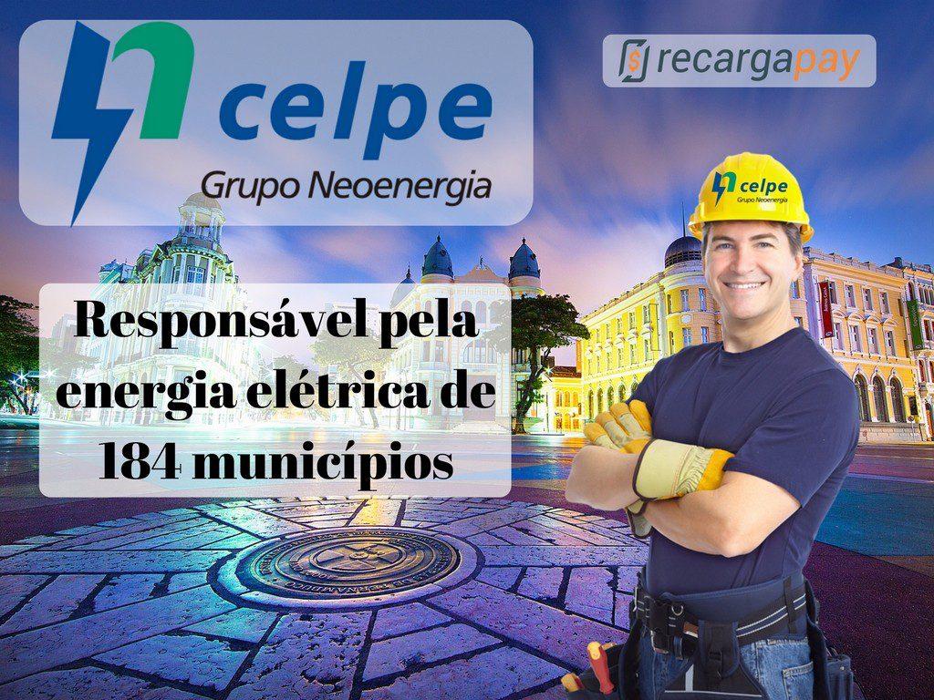 Celpe a companhia líder em Pernambuco