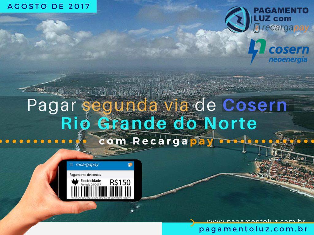 Poupa tempo e dinheiro ao pagar as contas de luz de Cosern em Rio Grande do Norte com a nova App