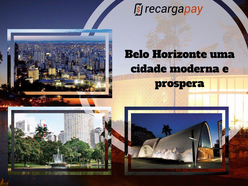 Lugares mais formosos de Belo Horizonte