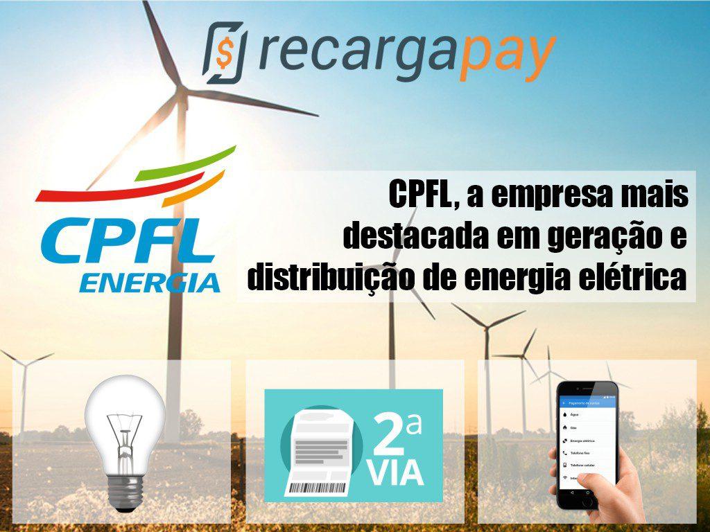 CPFL a empresa mais destacada em geração e distribuição de energia elétrica