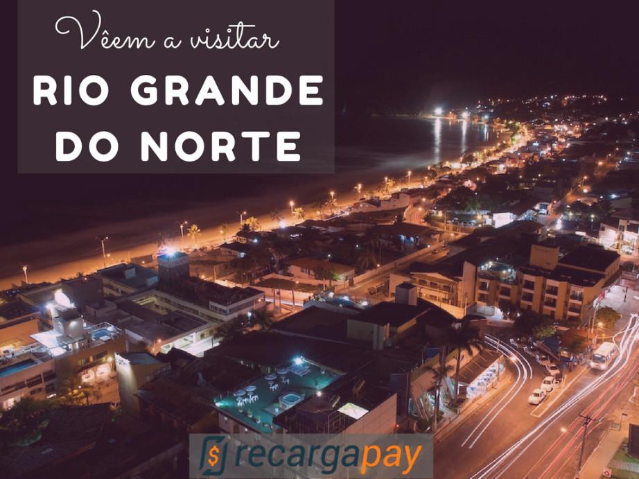 Veem a conhecer Rio Grande do Norte