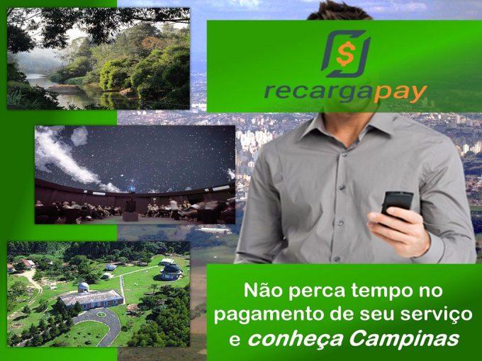 Conheça a cidade de Campinas e não se preocupe pelo pagamento de suas contas