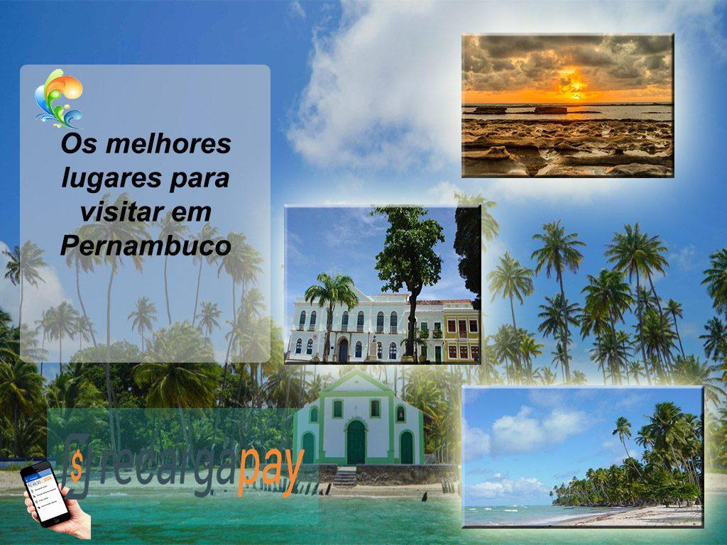 melhores lugares para visitar em Pernambuco