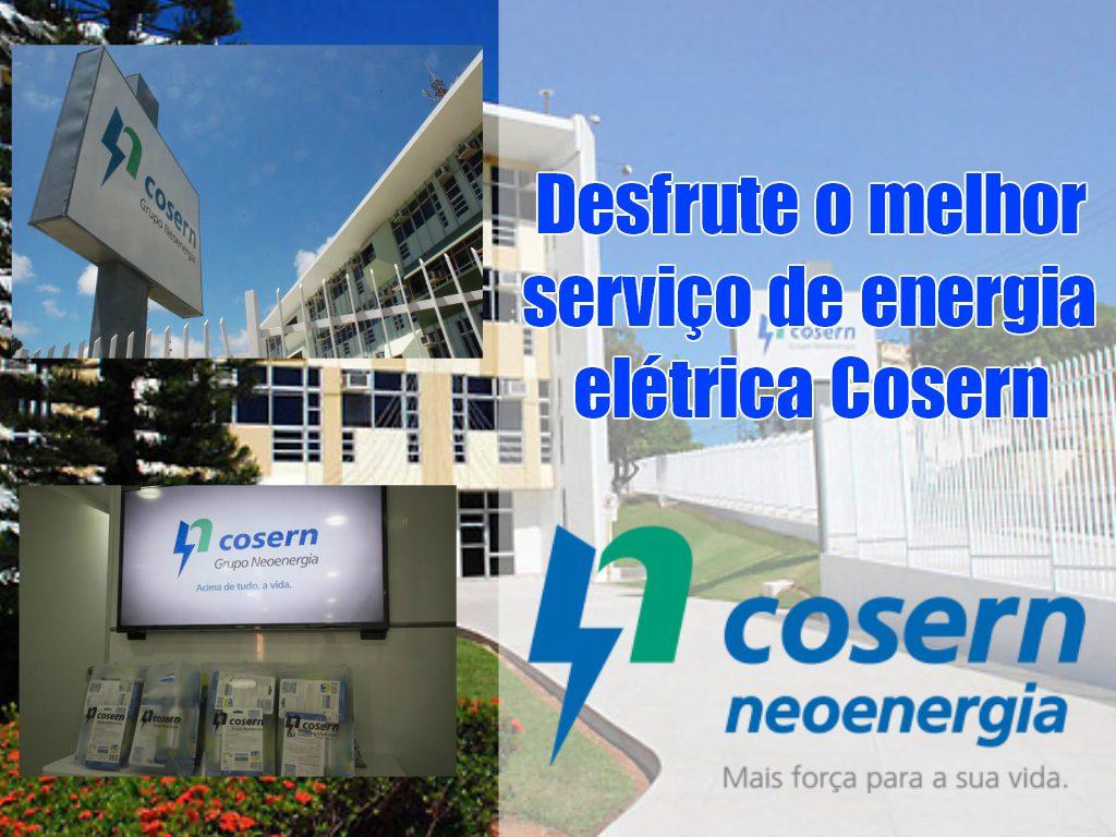 Desfrute o melhor servico de energia elétrica Cosern