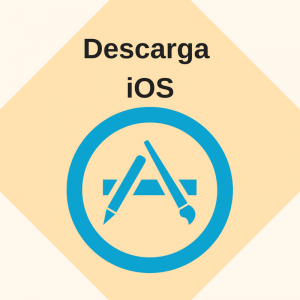 logo descarga ios