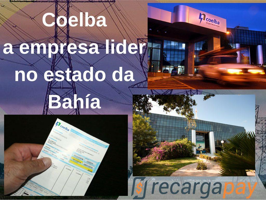 empresa eletricidade Coelba