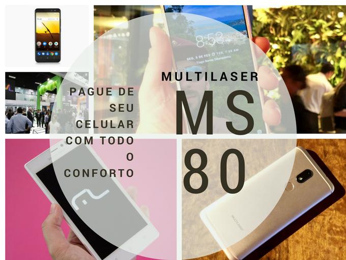 Pague tudo con o novo MS80