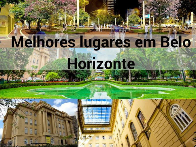 3 melhores lugares em Belo Horizonte
