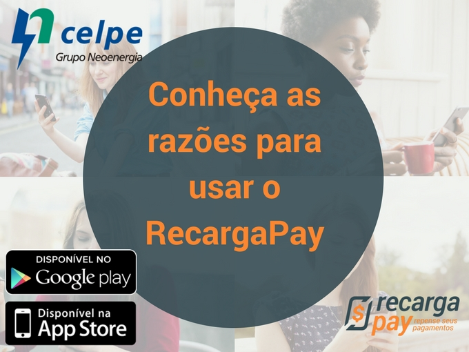 Conheça as razões para usar o RecargaPay