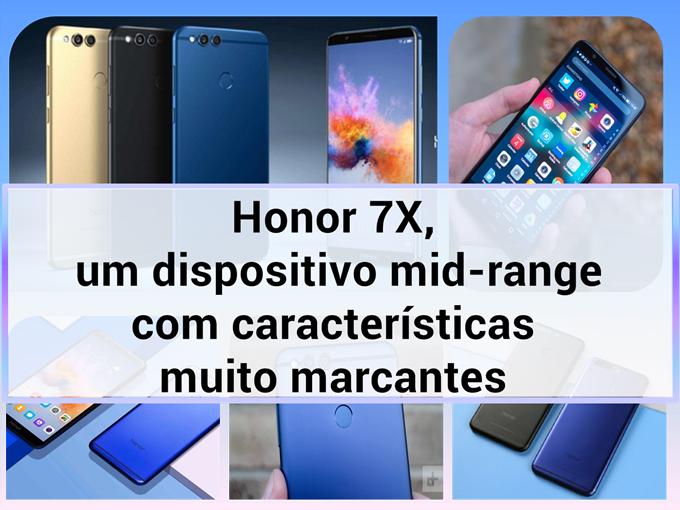 Novo Honor 7X