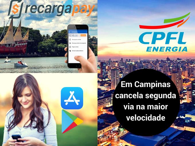 Recargapay traz facilidades para pagamento da CPFL em Campinas