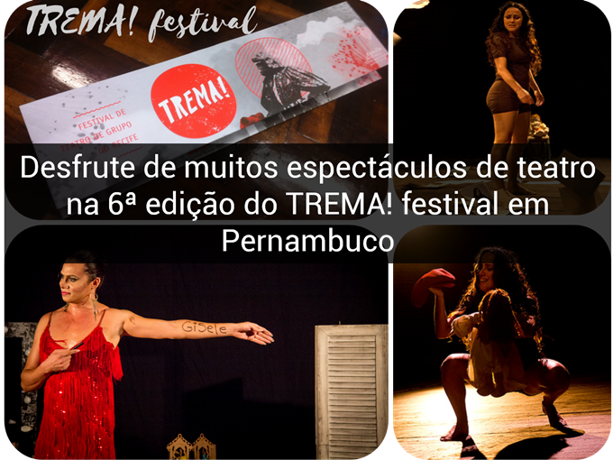TREMA! festival em Pernambuco