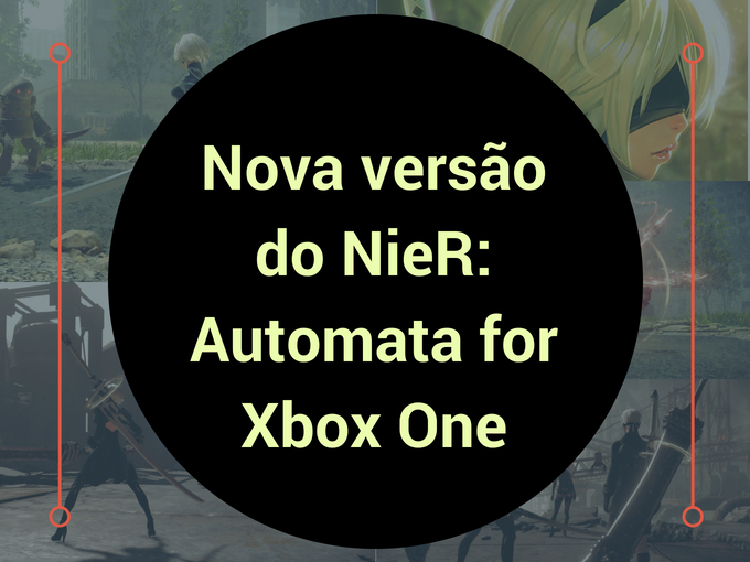 Nova versão do NieR: Automata for Xbox One
