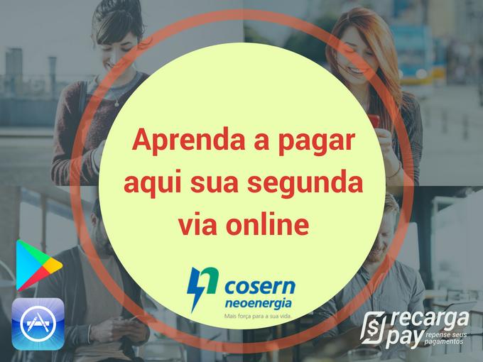 Aprenda a pagar sua segunda via online
