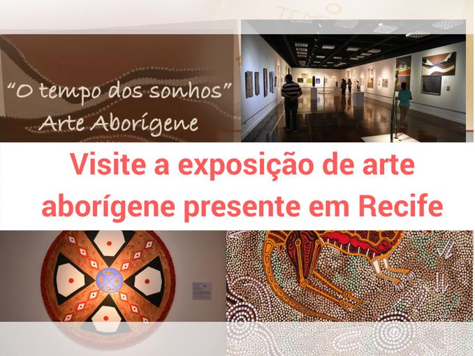 Visite a exposição de arte indígena presente em Recife