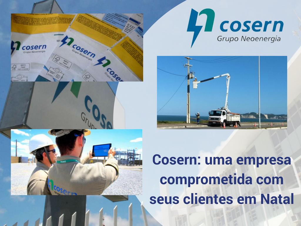Cosern: uma empresa comprometida com seus clientes em Natal