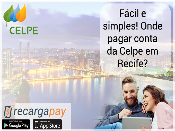 Fácil e simples! Onde pagar conta da Celpe em Recife?
