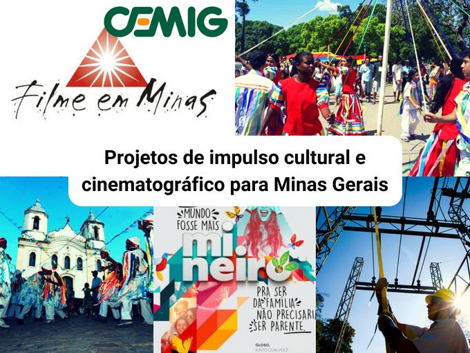 Cemig patrocina projetos artísticos em Minas Gerais