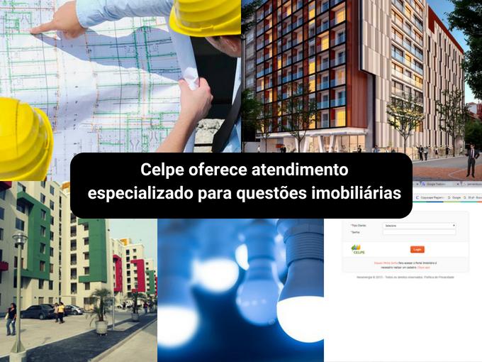 Atendimento especializado para casos imobiliários com Celpe