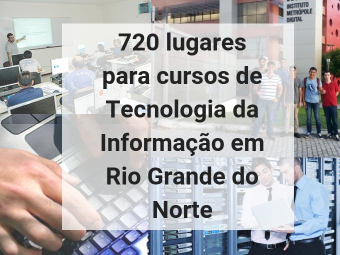 Cursos em Rio Grande do Norte