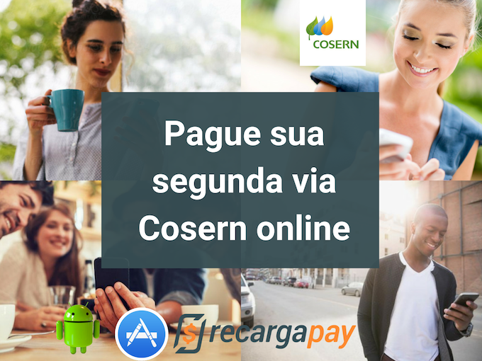Pague 2a via Cosern online