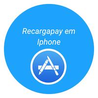 Recargapay disponível em seu Iphone