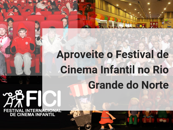 Festival do Cinema Infantil en Rio Grande do Norte