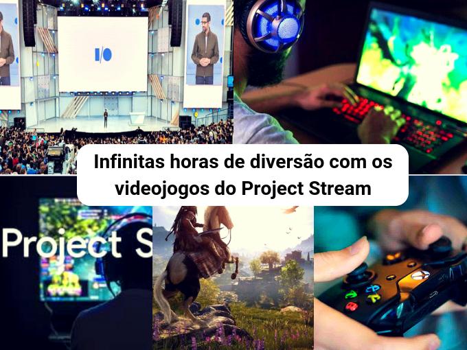 Google inicia testes do Project Stream com videogames