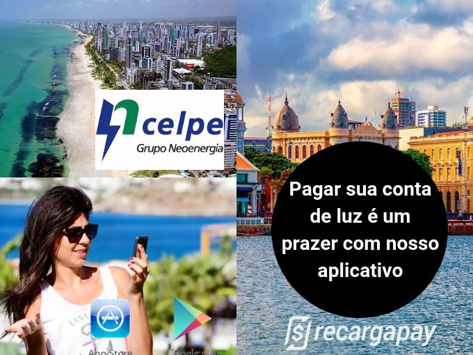Em Recife você pode pagar sua luz do seu celular