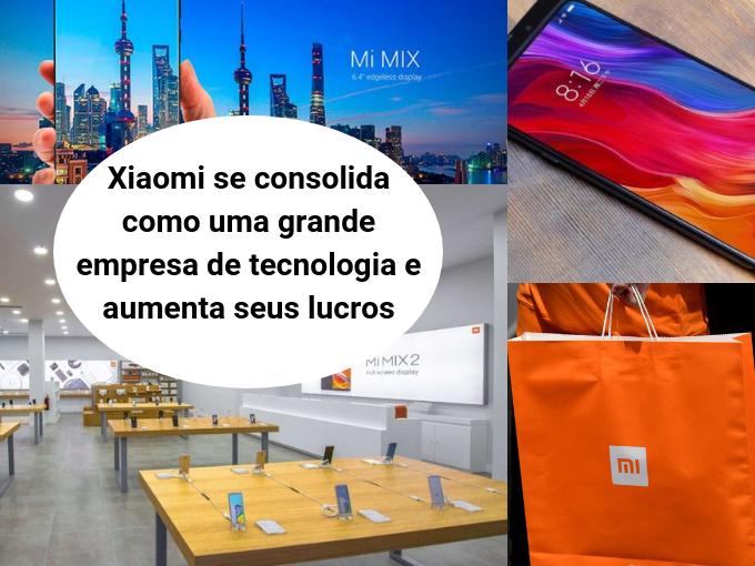 Xiaomi está se tornando uma das maiores empresas de telefonia móvel