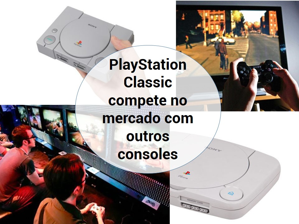 PlayStation Classic regressa ao presente