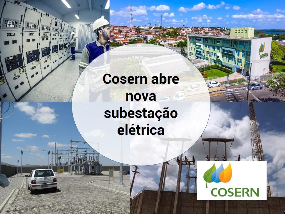 Cosern investe em novas subestações elétricas